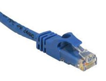 Picture of CAT5e Patch Cable 10ft Snagless