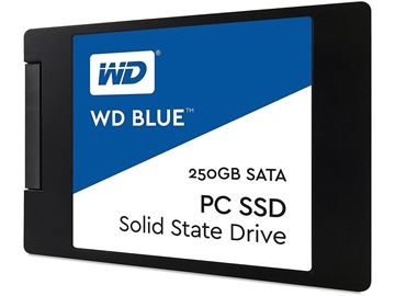 Picture of WD Blue 250GB SSD