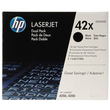 Picture of HP 42A Black