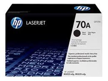 Picture of HP 70A Balck