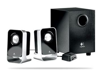 Picture of Logitech LS21 Multimedia Speakers + Subwoofer
