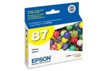 Picture of Epson T087 Yellow