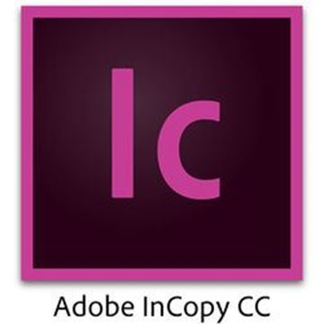 Picture of ADOBE InCopy Creative Cloud 12 Months