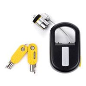 Picture of MicroSaver Keyed Retractable Notebook Lock