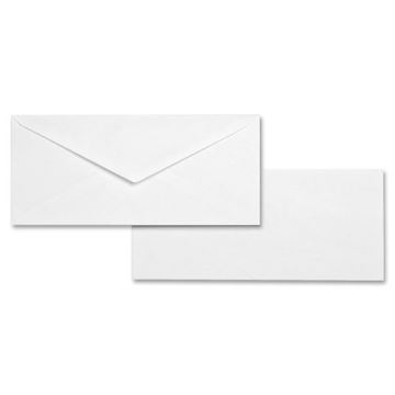 Picture of Envelopes Business 4.12x9.5 D/S White 500/Pk