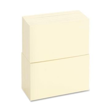 Picture of Pads 3x5 Yellow Recycled Adhesive Notes 12/Pk