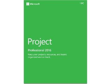 Picture of Microsoft Project 2016 Pro