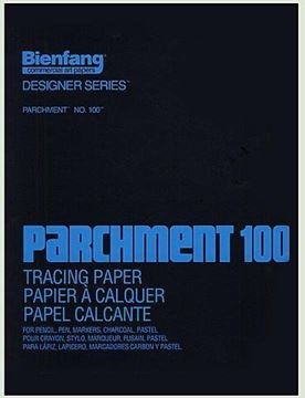 "Picture of Bienfang No.100 14""x17"" 100 Sheet Pad"