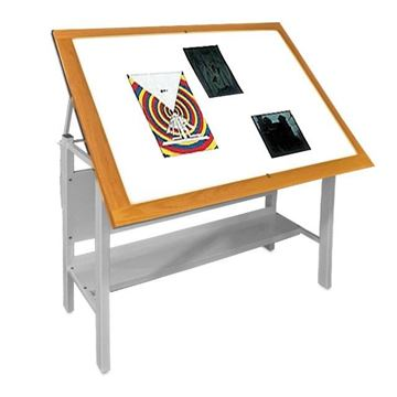 Picture of Gagne Porta Light Table 36'x48""