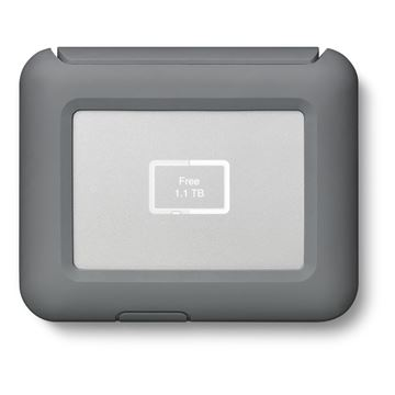 Picture of LaCie DJI Copilot BOSS 2TB Series Data Storage Wallet