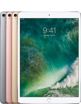 Picture of 10.5-inch 256GB iPad Pro Wi-Fi + Cellular Rose Gold_Copy