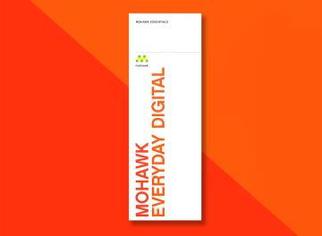 "Picture of Mohawk Everyday Digital Silk 100lb Text 12""x18"". Carton of 1000"