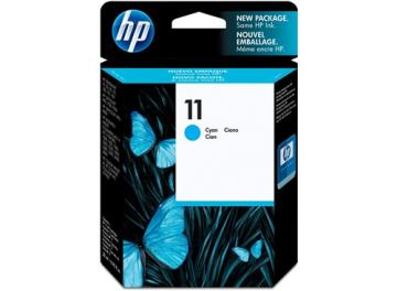 Picture of HP 11 Cyan