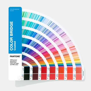 Picture of PANTONE Colour Bridge Coated - 294 new trend colors added