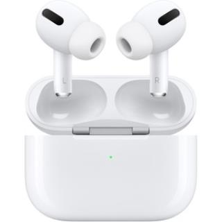 Picture of Apple AirPods Pro - Stereo - True Wireless - Bluetooth - Earbud - Binaural - In-ear - Noise Cancelling Microphone - Noise Canceling