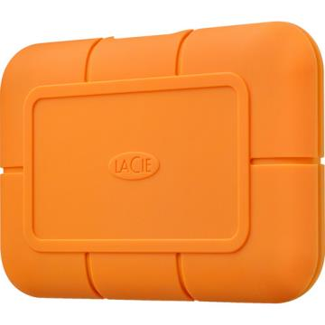 Picture of LaCie 500GB Rugged USB 3.2 Gen 2 Type-C External SSD