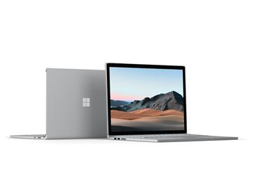 """Picture of Microsoft Surface Book 3 13.5"""" Core i7 16GB RAM 256GB SSD- Platinum"""
